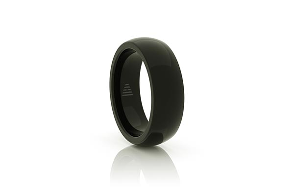 Black McLEAR Ring